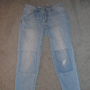 Loose fitted Anthropologie Jeans